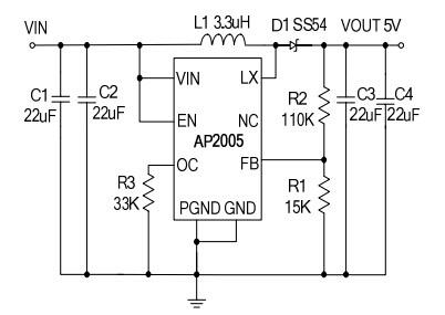 小功率开关电源芯片 移动电源芯片