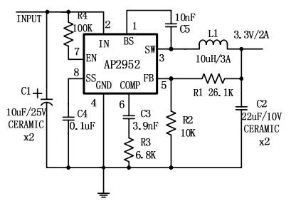 ap2952 应用电路