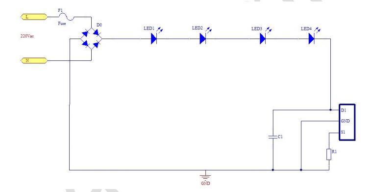 线性恒流ic, 高压线性恒流ic, 线性恒流, 恒流源芯片