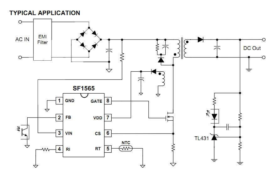 ob2269,替代ob2269, 电源管理ic, 电源管理ic芯片