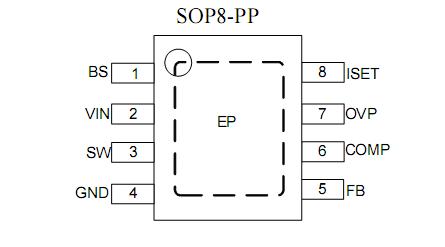 车充 42v 3a cc/cv 降压转换器--ap2961a  z   无外置电流检测电阻的
