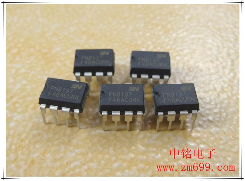 PPN8137 内部集成了脉宽调制控制器和功率MOSFET,专用于高性能、外围元器件精简的交直流转换开关电源。该芯片提供了极为全面和性能优异的智能化保护功能,包括周期式过流保护(外部可调)、过载保护、软启动功能。通过Hi-mode、Eco-mode、Burst-mode的三种脉冲功率调节模式混合技术和特殊器件低功耗结构技术实现了超低的待机功耗、全电压范围下的最佳效率。良好的EMI表现由频率调制技术和SoftDriver技术充分保证。该芯片还内置智能高压启动模块。非常适用于DVB领域。 三、特性  四、应用