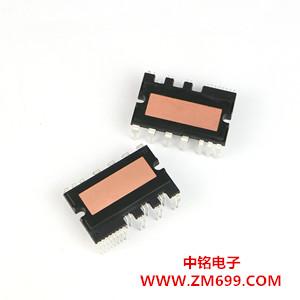 内置LVIC、HVIC,具有欠压、过流保护智能功率模块--BIP60015G