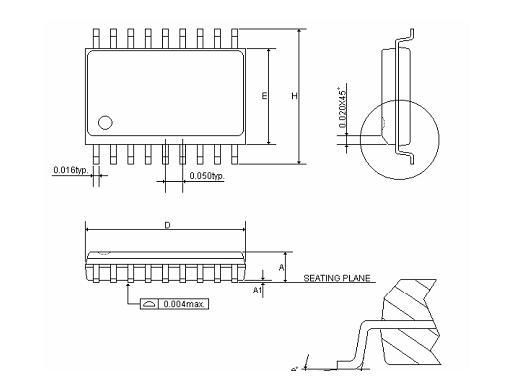 HC18P011S单片机
