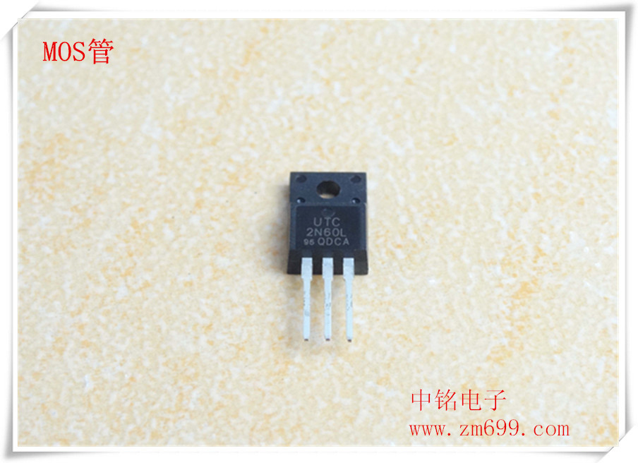 POWER MOSFET--2N60