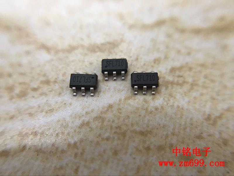 高PFC非隔离Led恒流驱动芯片-SFL710