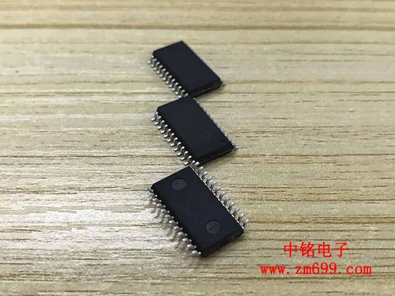 内部集成MCU接口LED驱动控制专用电路--AIP1668