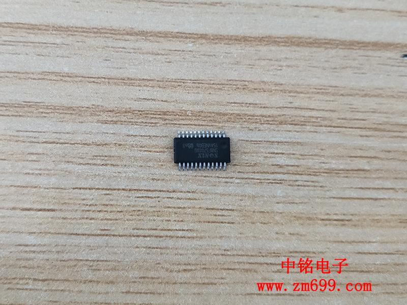 相容MCS-51指令集的八位元微控制器-SN8F5703