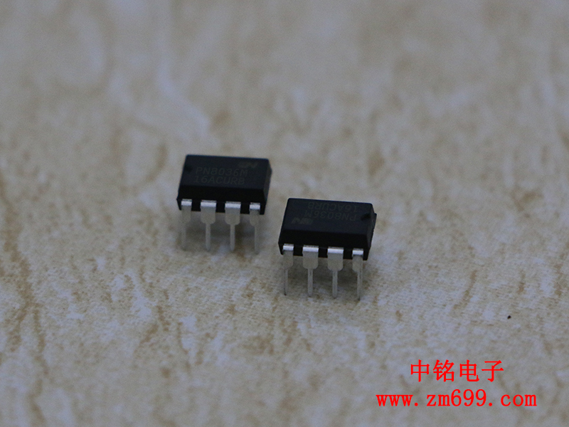 外围元器件极精简,宽输出范围非隔离交直流转换芯片-PN8036M