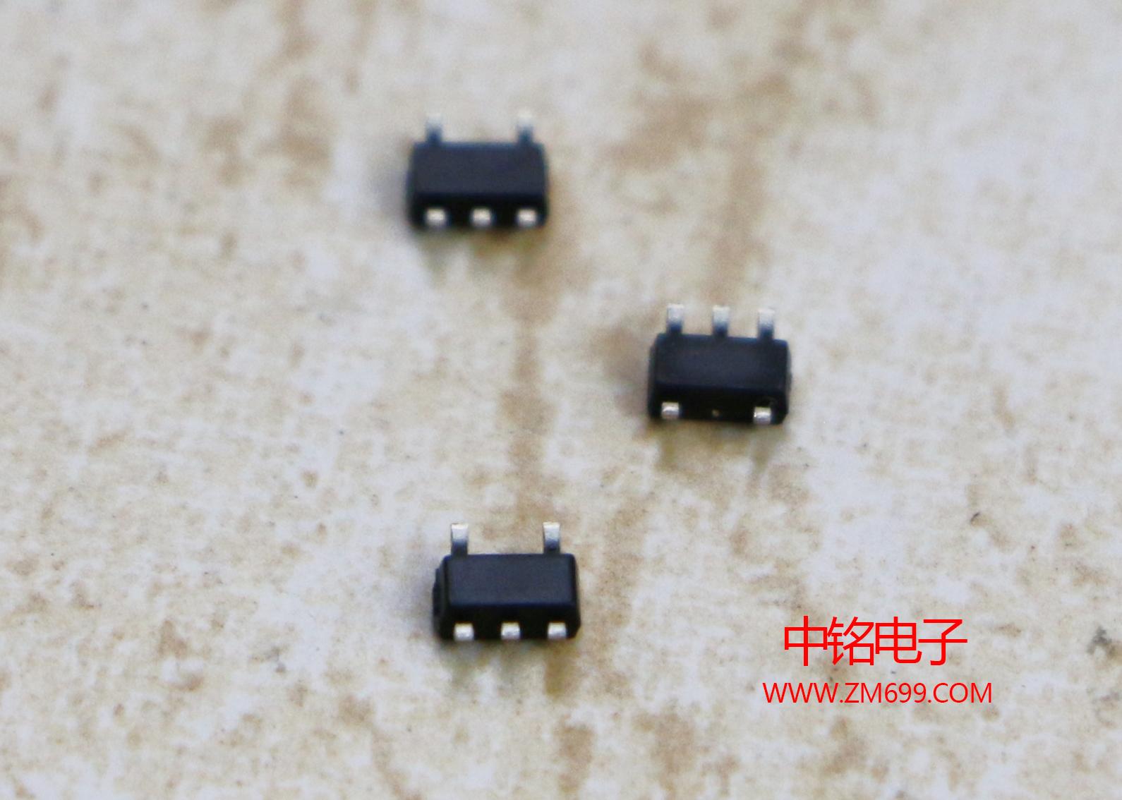 集成PFM控制器及500V高可靠性MOSFET--AP8003
