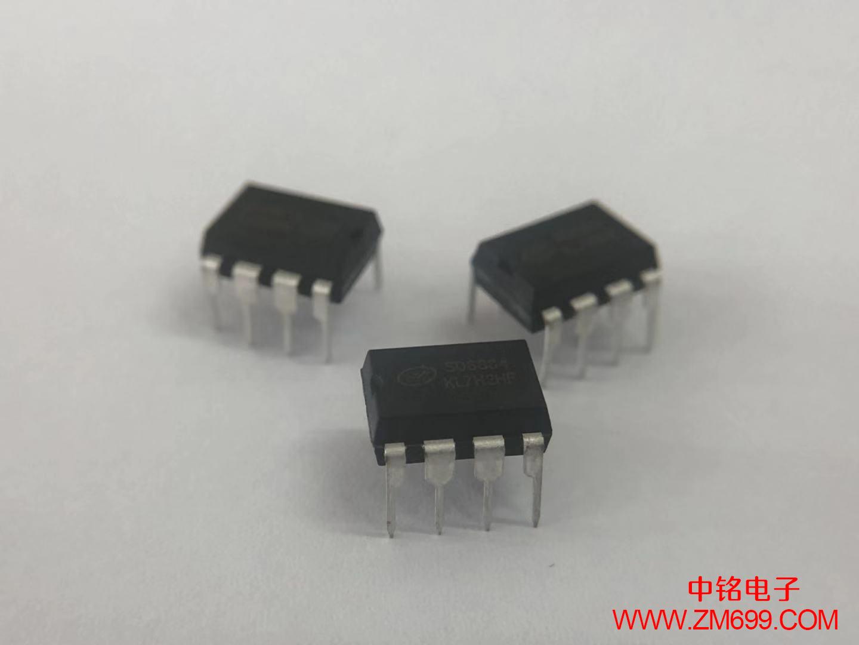 电流模式PWM+PFM控制器系列--SD6834