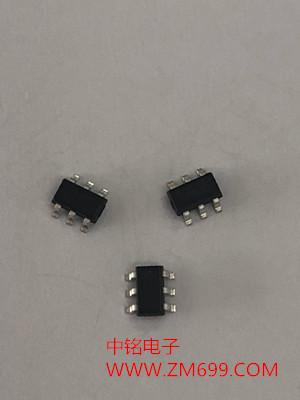 低噪声电荷泵 DC/DC转换电路--AP2104B