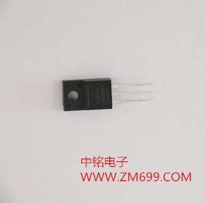 龙腾N渠道650V,20A超级MOS管--LND20N65/LNB20N65