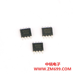 采用SOP8封装1A线性锂电池充电器--AP5057