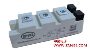 采用IGBT芯片/FWD和改进的连接方式--BG100B12UY3-I